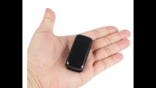 BM60 - новый мини телефон раскладушка