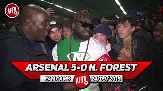 Arsenal 5-0 Nottingham Forest | Chambers Should Start Against Man United! (Kelechi)