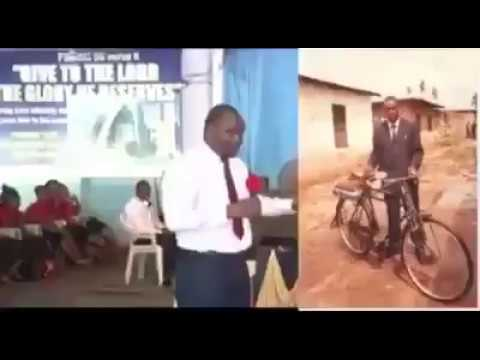Bishop Wafula of Neno Evangelism Mombasa Cries as he prays for Pastor  Ng'ang'a after the insults