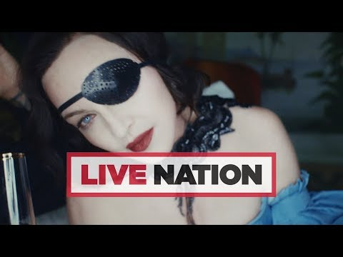 Madonna's MADAME X TOUR Is Coming To London In Jan/Feb 2020! | Live Nation UK