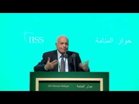 IISS Manama Dialogue 2015: Nabil Elaraby