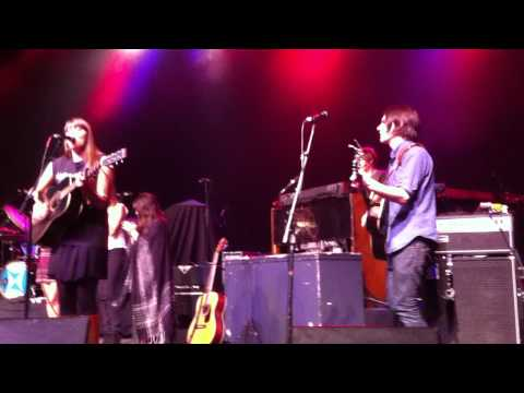 """First Aid Kit with Bright Eyes - """"King Of The World"""""""