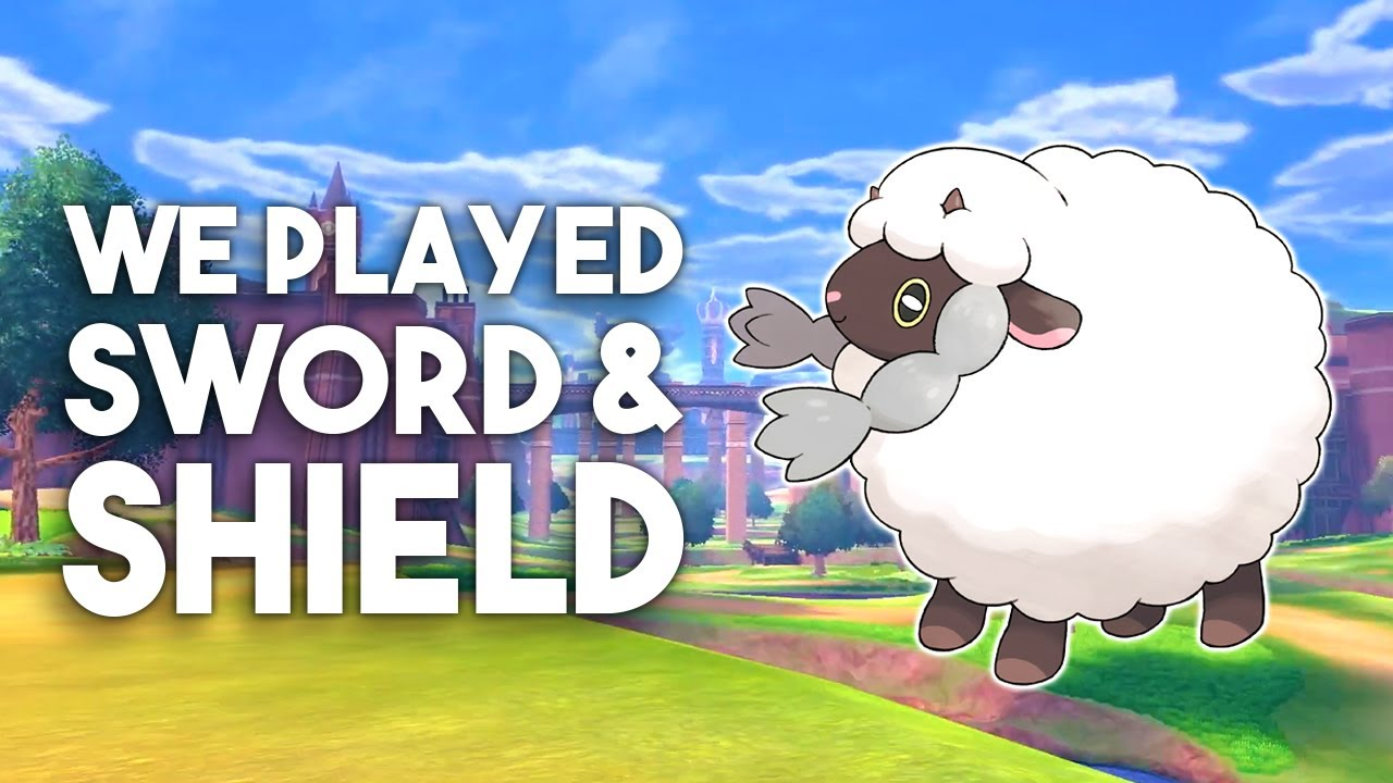 Pokemon Sword Shield Every Detail You Might Have Missed E3 2019