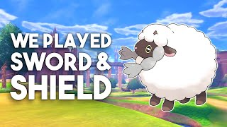 Pokemon Sword & Shield: Every Detail You Might Have Missed | E3 2019