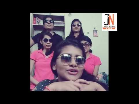 (100% original girl sing) Sonu Tujhe majhyavar bharosa nai khe  very funny what's app song