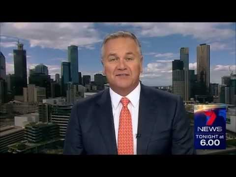 Seven News Melbourne - 4 40pm News Update [9 3 15]