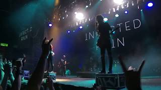 Infected Rain Intoxicating Stop Waiting Moscow ГЛАВCLUB GREEN CONCERT 03 06 18