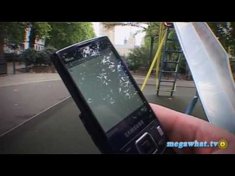 Samsung i8510 Innov8 8 megapixel cameraphone review