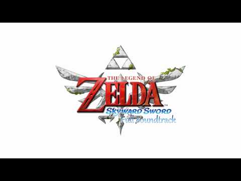 Legend of Zelda Skyward Sword [FULL SOUNDTRACK]