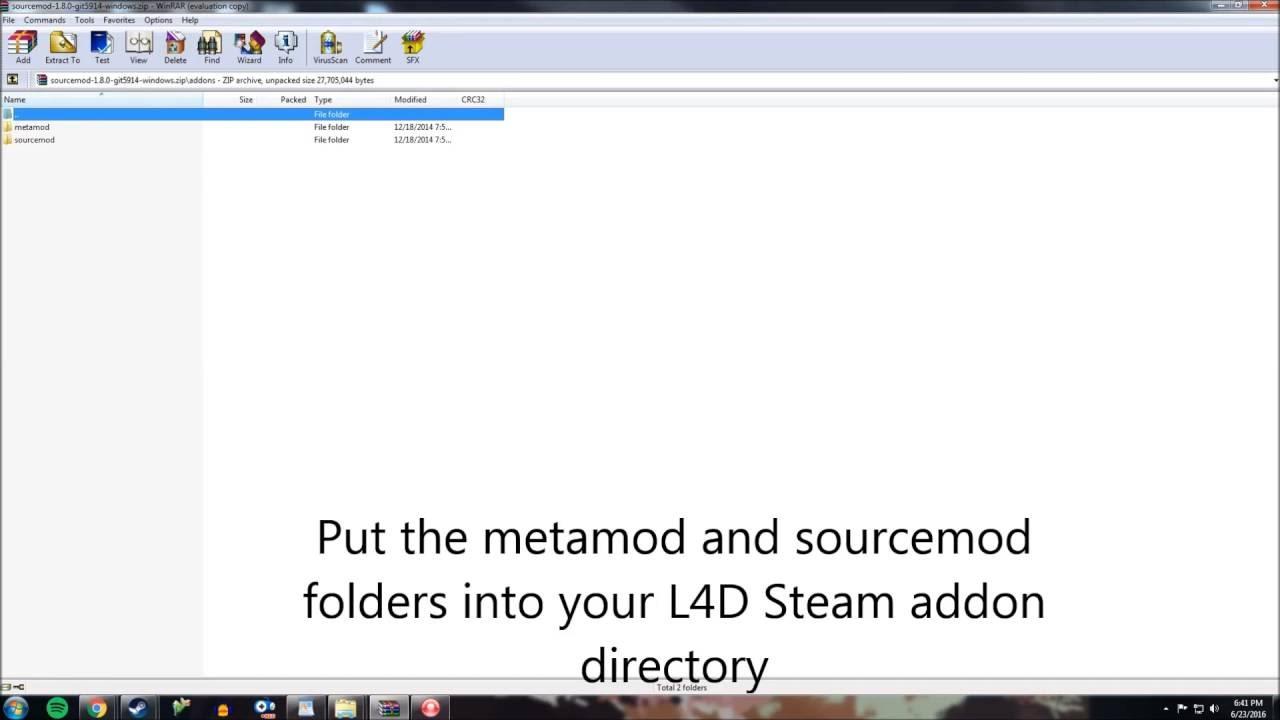 2009-esq Youtube Tutorial (Left 4 Dead Sourcemod plugins)