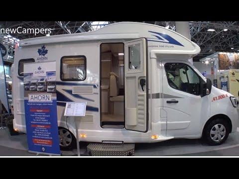 The 2020 AHORN Camp T590 camper
