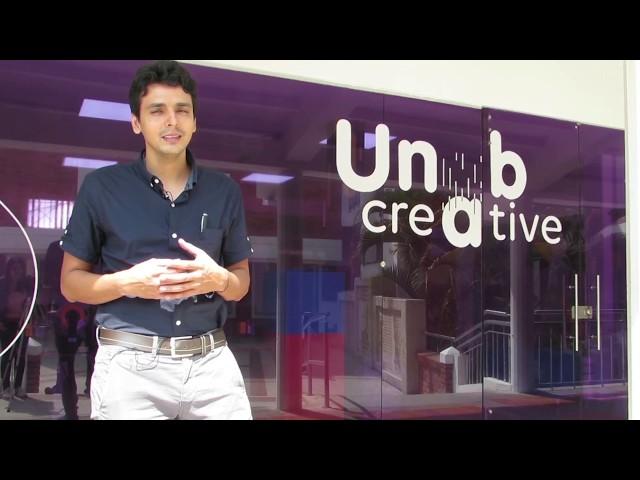 Experiencias en Unab Creative, Daniel Triana