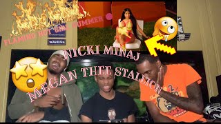 Download NICKI MINAJ AND MEGAN THEE STALLION HOT GIRL SUMMER MUSIC VIDEO Reaction Mp3 and Videos
