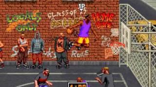 Arcade Longplay [183] Street Hoop