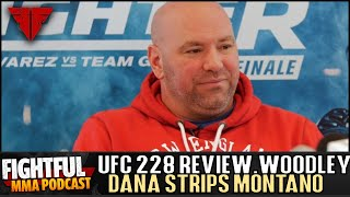 Fightful MMA Podcast 9/11/18 | UFC 228 Recap, UFC Moscow Preview, GGG vs. Canelo II