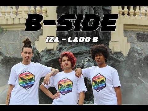LADO B - IZA | Dona De Mim (B-Side Coreografia)