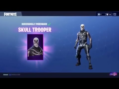 Fortnite Get Any Skin You Want!!!