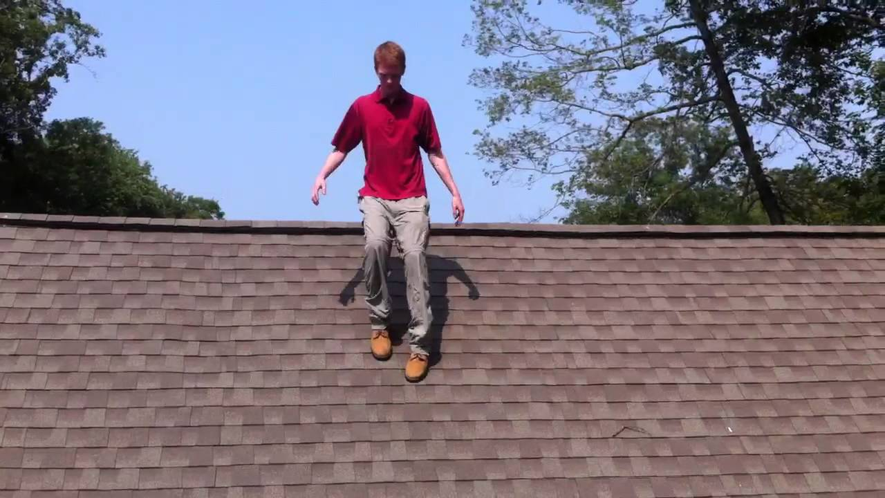 Christopher On Roof Youtube