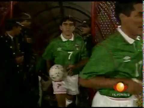DOCUMENTAL. Selección Mexicana, USA 1994
