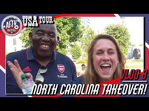 arsenal-fans-invade-north-carolina!-|-aftv-vlog-in-charlotte-day-7/8