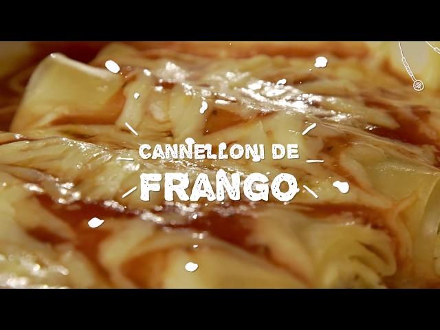 Cannelloni de Frango - Sabor com Carinho (Tijuca Alimentos)
