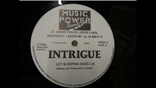 MC - Intrigue - Let sleeping dogs lie