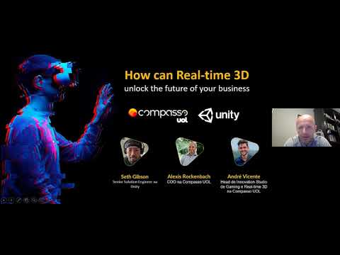 Uoldiveo youtube: Webinar - How can Real-time 3D unlock the future of your business