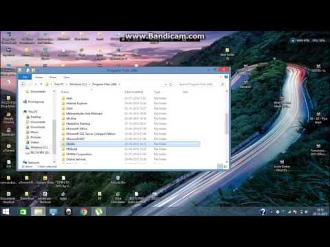 [Fixed] Mirillis Action Critical Error 106 Windows xp/7/8/10