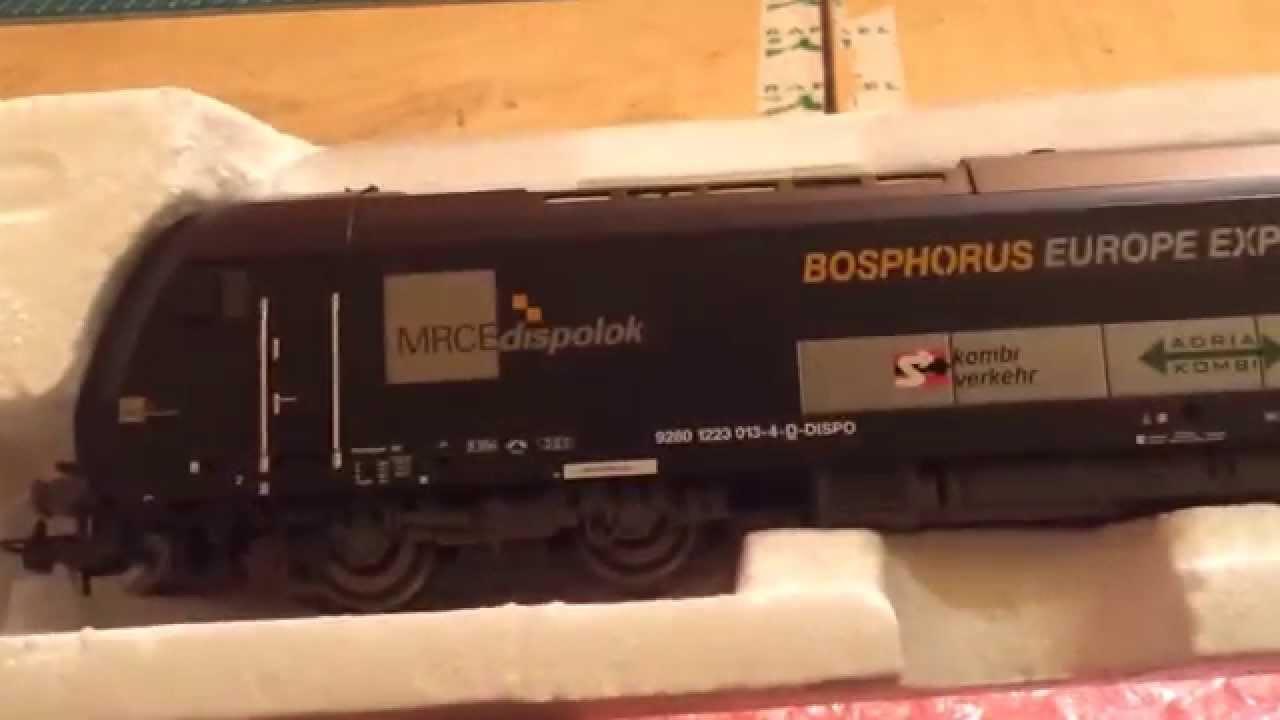 Piko 57595 Diesellok Herkules ER20-009 MRCE Dispolok H0