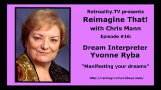 """Reimagine That!"": ""Reawakenings"": Yvonne Ryba interprets a ""crystal-clear"" dream"