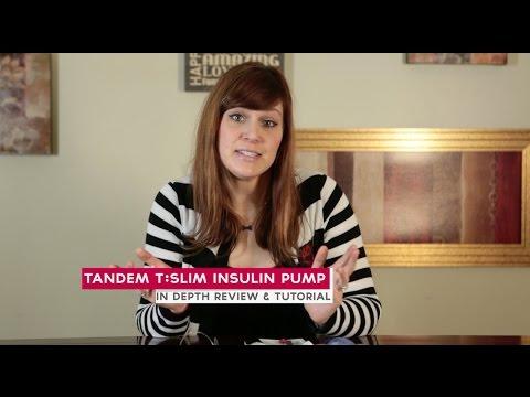 Inspired - Diabetes Edition - T:Slim In Depth Review & Tutorial