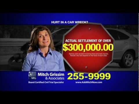 Nashville Auto Accident Attorney | Mitch Grissim | Stop - Think #2