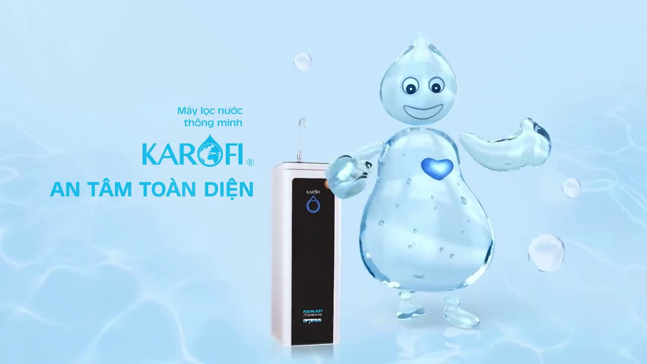 Máy lọc nước Karofi Optimus S1 O-S129/A 9 lõi lọc Giá Rẻ Nhất