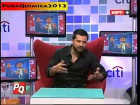Jorge Rojas en Pura Quimica (22-11-2013)
