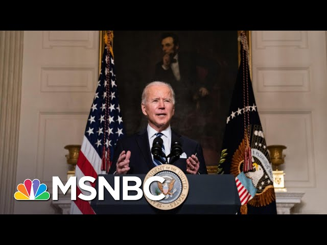 Biden Acts On Climate As Senate Fights Over Trump Trial | The 11th Hour | MSNBC