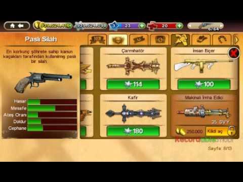 Six Guns Bölüm 1 Hileli Apk Rootsuz