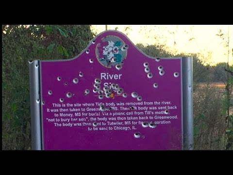 Racists have been shooting at Emmett Till
