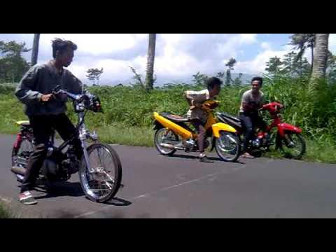 Drag Jember Olong Vs Vega Youtube