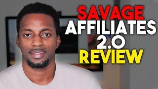 Savage Affiliates 2.0 by Franklin Hatchett (Honest Review)