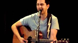 Andy Grammer - Apologize (acoustic) @ Mix 96.1 Lounge 6/19/12 (OneRepublic Cover)