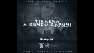 Video Lele El Arma Secreta - La Mano Izquierda (Tiraera Pa' Kendo Kaponi) (con Letra) download MP3, 3GP, MP4, WEBM, AVI, FLV November 2017