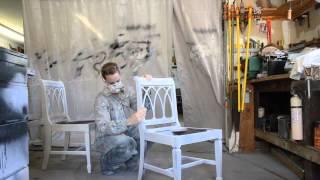 How To Paint Mahogany