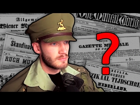 Thumbnail: Is PewDiePie a Racist?