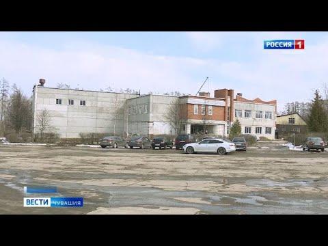 В Чебоксарах физкультурно-оздоровительный комплекс отремонтируют к лету