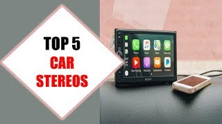Top 5 Best Car Stereos 2018 | Best Car Stereo Review By Jumpy Express