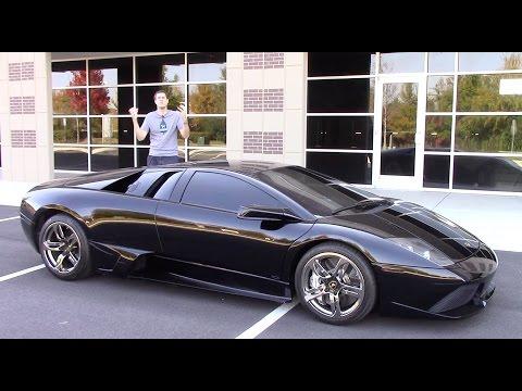 Here's Why the Lamborghini Murcielago LP640 Is Worth $215,000