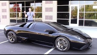 Download Here's Why the Lamborghini Murcielago LP640 Is Worth $215,000 Mp3 and Videos