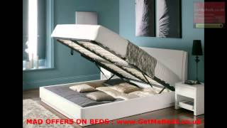 Sale :  White Ottoman Beds From Getmebeds.co.uk