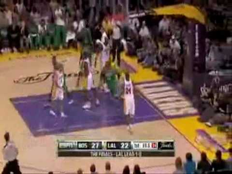 2010 NBA Finals. Lakers vs. Celtics: A Rivalry Renewed. Game 2.