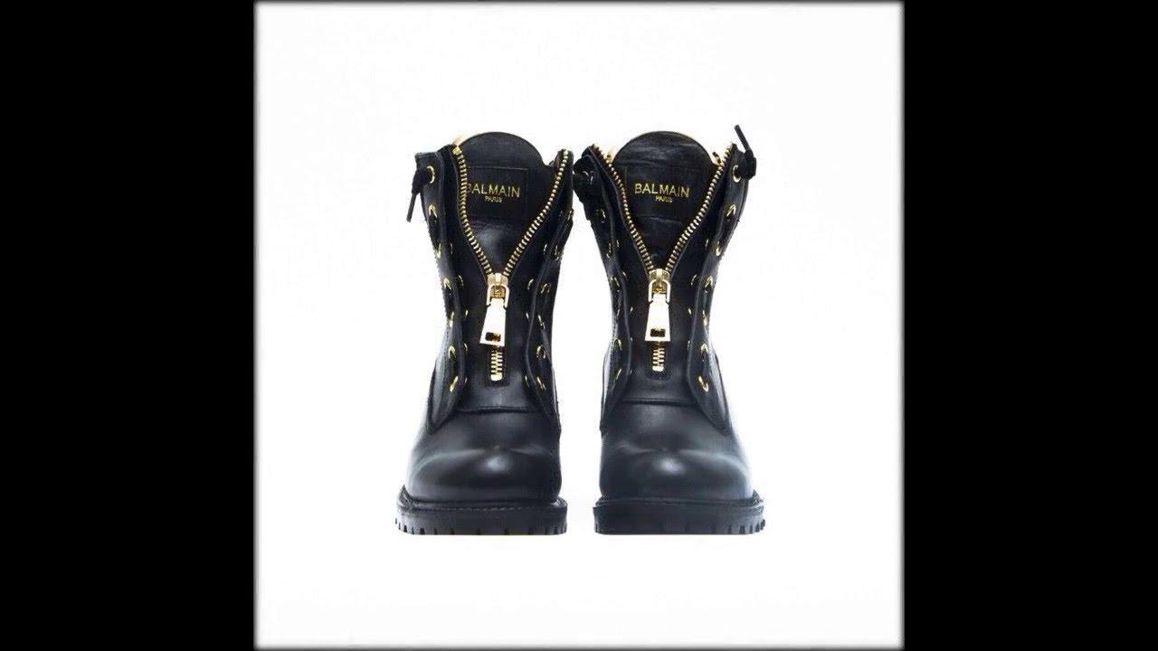Ботинки balmain 2 модели от 52934 р. С доставкой ✈ по россии!. Ботинки balmain: новинки каждый день!